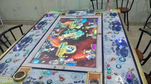 Meja Tembak ikan