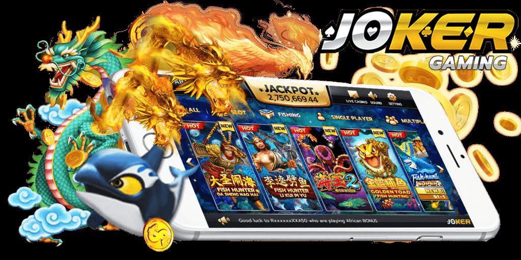 Cara Menang Bermain Judi Tembak Ikan Online Joker123 Gaming